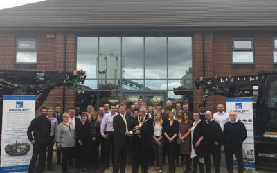 Centrum's sister company celebrate its 25th year in the UK