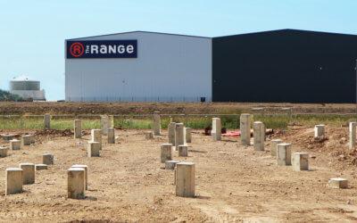The Range, Avonmouth Bristol