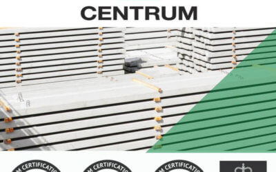 Centrum Precast pass some of the industry's best-known certification schemes.