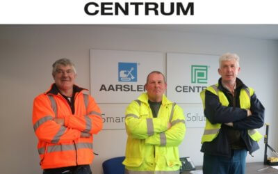 Centrum Staff complete 25 years of service