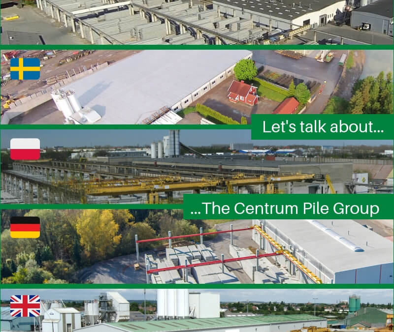 Let's talk about… The Centrum Pile Group