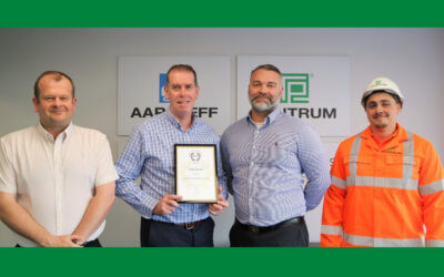 Centrum Pile Achieves Gold in RoSPA Award Again