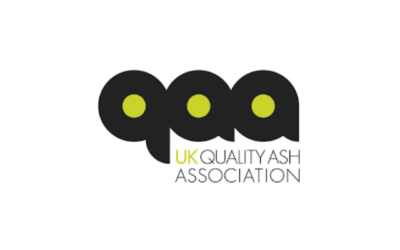 Proud members of the UKQAA (UK Quality Ash Association)