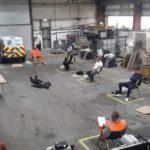 Centrum Pile First Aid training