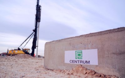 Centrum Pile join a sustainable trial in Low Carbon Concrete solutions